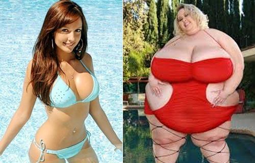 Sexy fat girls