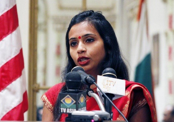 "Lessons From The ""Underprivileged"" Women's Rights Indian Diplomat"